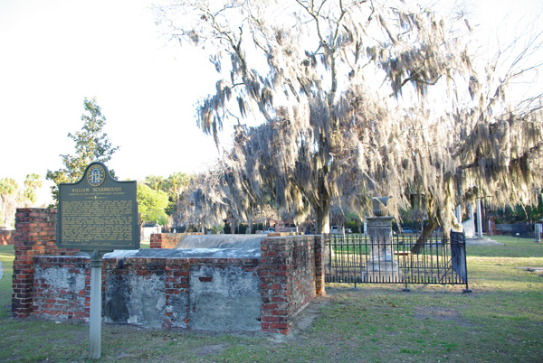 Capturing the Cold at Colonial Cemetery